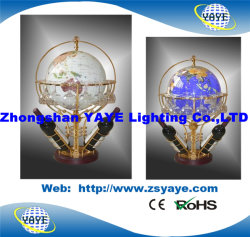 Yaye 18 أفضل بيع الإضاءة Gemstone Globe / Office Decoration / ديكور المنزل / هدايا عيد الميلاد (YAYE-ST-L011)