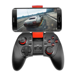 2018 Ventes chaud contrôleur de jeu Bluetooth pour Smartphone de manche à balai en 3D/comprimé