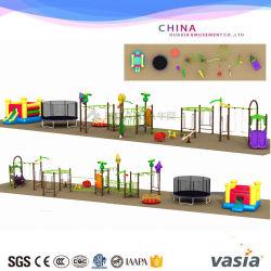 Giochi esterni del gioco del nuovo di disegno campo da giuoco del bambino (VS2-160531-33B)