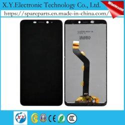 Commerce de gros pour l'écran LCD du téléphone cellulaire Infinix Hot S3 X573 de numériseur d'écran tactile avec affichage LCD de remplacement d'assemblage complet