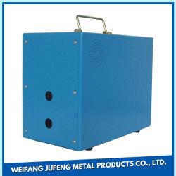 tôle estampillage personnalisé de haute qualité pour le traitement de carter de boîte de gros équipements