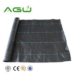 Stuoia del Weed della barriera del Weed tessuta pp del coperchio al suolo del tessuto di paesaggio