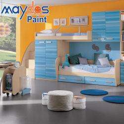 Maydos Washbale pintura de látex revestimiento de la construcción de la pintura de pared