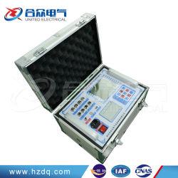 Alimentation commutateur haute tension mécanique Testeur de caractéristique/Disjoncteur Testeur de caractéristique