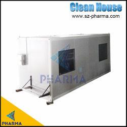 LaborEdelstahl-sauberer Raum-Durchlauf-Kasten