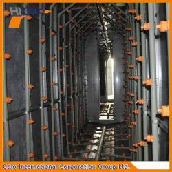 أنظمة المعالجة السطحية للطلاء المسحوق