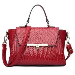 Sacchetto duro della borsa dell'unità di elaborazione di Tote del sacchetto delle donne di affari della borsa causale di cuoio della borsa (WDL015073)