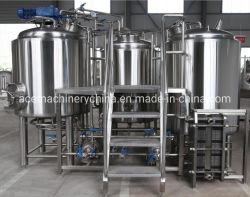 500L 2容器のBrewhouseのMicrobreweryの醸造システム