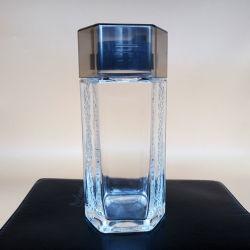Vaso del vaso della cristalleria/bottiglia di vetro/miele per il nido dell'uccello, volume: 700g