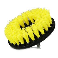 Brosse de nettoyage de tapis de voiture/brosse de foret
