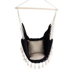 工場ふさ及びスポンジのクッションが付いている直接快適で最もよい価格のハンモックの振動椅子