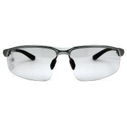 2019 Nuova Produzione Outdoor Uv400 Polarizzato Ce Ok ModalitA' Trendy Occhiali Da Sole Clear Sport Logo Personalizzato Per L'Uomo