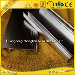 De AntislipTrede die van de Versiering van de Tegel van het Aluminium van Foshan voor Decoratie besnuffelen