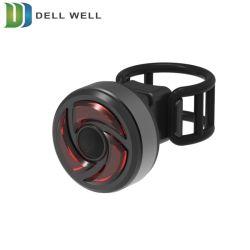 Flitslicht van de Veiligheid van de Fiets van de Staart van Seatpost USB van de fiets het Navulbare Lichte voor Nacht