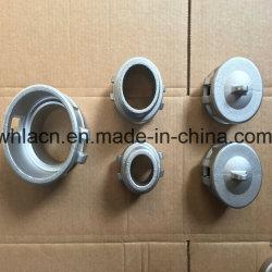 Moulage en acier à la cire perdue Moulage de pièces de rechange machines de moulage de précision du raccord hydraulique
