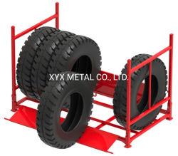 Heavy Duty Poids pliable pneu en rack