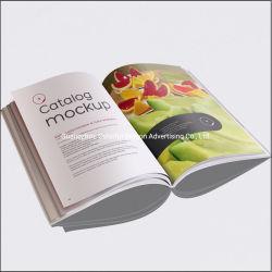 Пользовательские устройства компании рекламные брошюры бумаги каталог каталог печать руководства Службы в A4, A5, A6 размера