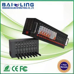 SMS SMS en vrac de diffusion périphérique bande Wavecom Quand 8 Pool Port Modem GSM