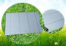 0.1W-3.5W Sewability Panel Solar de Pet utilizado en la bolsa de solares y cargador de móvil