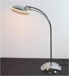Design moderno candeeiro de mesa cromado de LED para o interruptor de toque (LED-15092T)