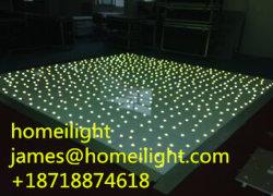 2*4ft 3in1 LED RGB de Dança Luz de estágio de Dança estrelado casamento festa Car Show danceteria sobressalentes