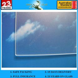 vetro solare del ferro basso di 3.2-4mm per il prezzo del comitato