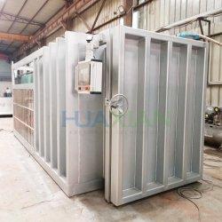 1 Paletten Sparen Energie Gemüsevakuum-Landmaschinen, Schnellkühlung Kühlung Landmaschinen