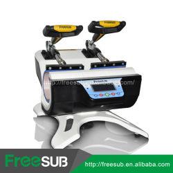 Полуавтоматическая станция с двойной высококачественный термосублимационный принтер для самостоятельного использования кружки