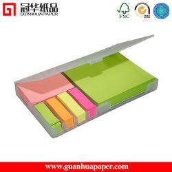 De bonne qualité Die Cut Cube de papier personnalisé avec palette