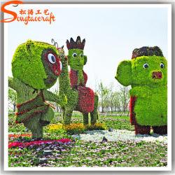 De hete Installaties van de Tuin van de Verkoop Decoratieve Kunstmatige Sier Topiary
