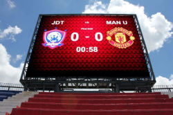 P10 Tableau de bord Affichage LED du stade de plein air avec le logiciel de notation, processeur vidéo