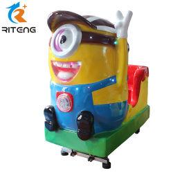 Treno a gettoni di giri di divertimento del Kiddie delle automobili di elettronica di giri del Kiddie