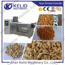 新規アプリケーションの脱脂された織り目加工の大豆蛋白質機械
