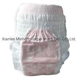 Comercio al por mayor de la madre desechables toalla sanitaria mujeres transpirable de la maternidad La mujer pañal Pullup