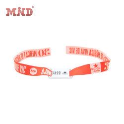 MD Cheap Tissu Passive NFC 13.561443MHz bracelet RFID