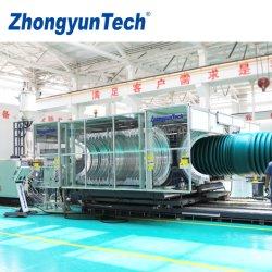ZC-1200H Corrugator для пластиковой гофрированной/дренажных/канализации/кабель воздуховоды/приточного воздуха вентиляционной трубы