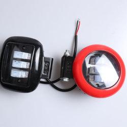 Oferta especial de la fábrica vehículo off-road de las luces de la motocicleta nueva ronda de 3 pulgadas de trabajo de 30W LED de luces de niebla universales