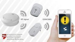 Het Alarm van de rook met Slimme GSM Linker