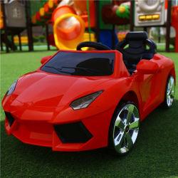 Работает от батареи дети поездка на автомобиле с помощью пульта дистанционного управления