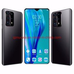 Hete Verkoop P40 PRO+ 6.6 Erkenning van het Gezicht van Smartphone 8GB+512GB van de Duim de Androïde 10.0/Micro- USB Interface