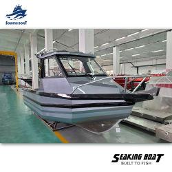 6M 20FT bon marché pour la vente de navires de pêche en aluminium