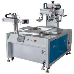 Zt-2030pd Vier Machine van de Druk van het Scherm van de Post de Halfautomatische Servo Roterende voor de Druk van de Verpakking