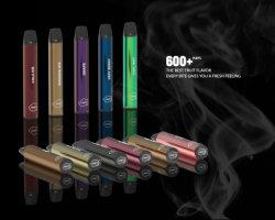 جديد أسلوب 6% يكتب نيكوتين [فب] كهربائيّة [2.4مل] زيت قدرة [400مه] مسطّحة زاهي [إيجت] [شيون] سيجارة مستهلكة إلكترونيّة