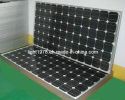190W zonnepaneel, Ce, RoHS, FCC, CEI, ISO, Soncap Certified
