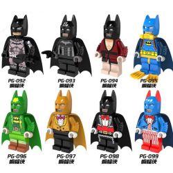 Venda por grosso de brinquedos quente objectos coleccionáveis figuras brinquedos P092-099