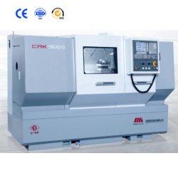 세륨, GS는 편평한 침대 CNC 선반 기계를 자르는 자동적인 고품질 수평한 금속을 승인했다