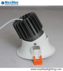 옥수수 속 Dimmable에 의하여 중단되는 LED 아래로 빛 또는 Downlight (9W/12W/15W/18W/20W/24W/30W)