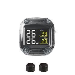 オートバイのタイヤ空気圧の監視システム、防水モーターバイクTPMS