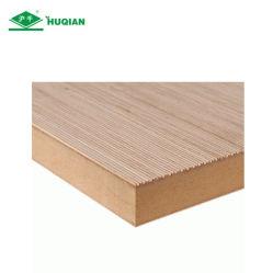 Placas de MDF folheado de madeira técnicas para armário
