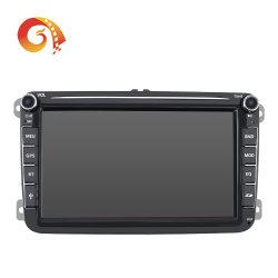 مشغل موسيقى سيارة Android شاشة عرض DIN مزدوج صوت GPS نظام التحكم في DVD بشاشة اللمس للسيارة نظام Auto Stereo